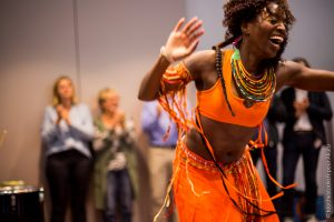 danseuse africaine drum coaching