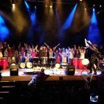 spectacle interactif les tambours d'Akatu