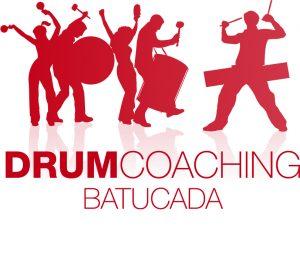 Logo activité drumcoaching Batucada