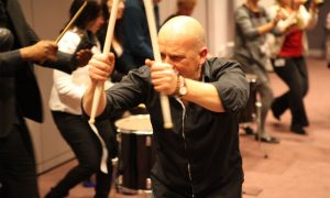 drum Coaching atelier percussions