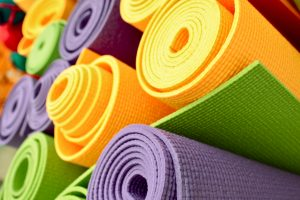 tapis de sol pour relaxation